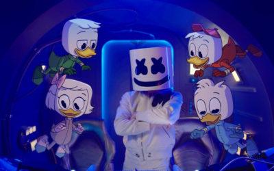 Marshmello DuckTales