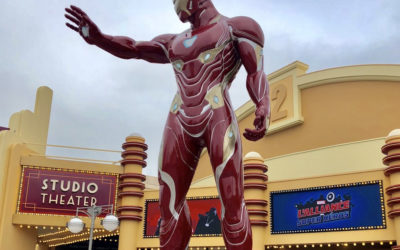 Showtimes for Marvel Summer of Super Heroes at Walt Disney Studios Paris