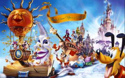 Disney Extinct Attractions: Disneyland Paris Parades