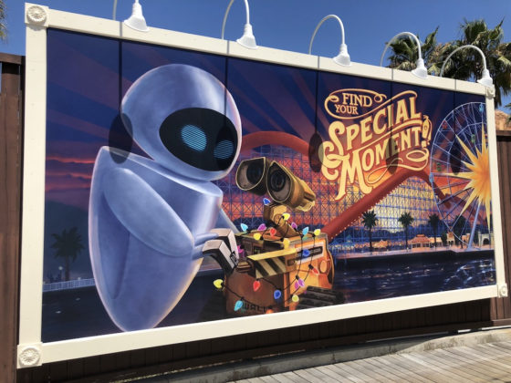 Pixar Pier Photo Tour