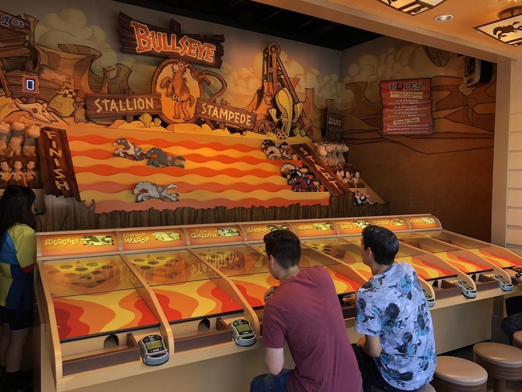 New Games Of The Boardwalk Arrive At Pixar Pier