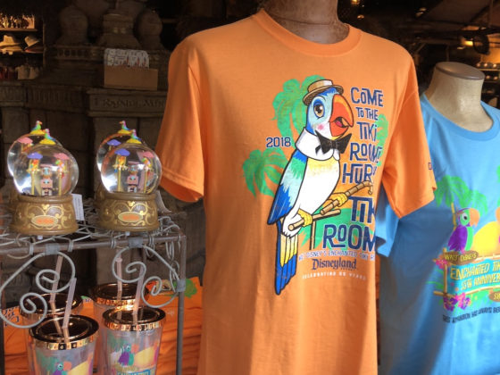 Also New In Disneyland Enchanted Tiki Room