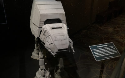Galaxy's Edge Displays