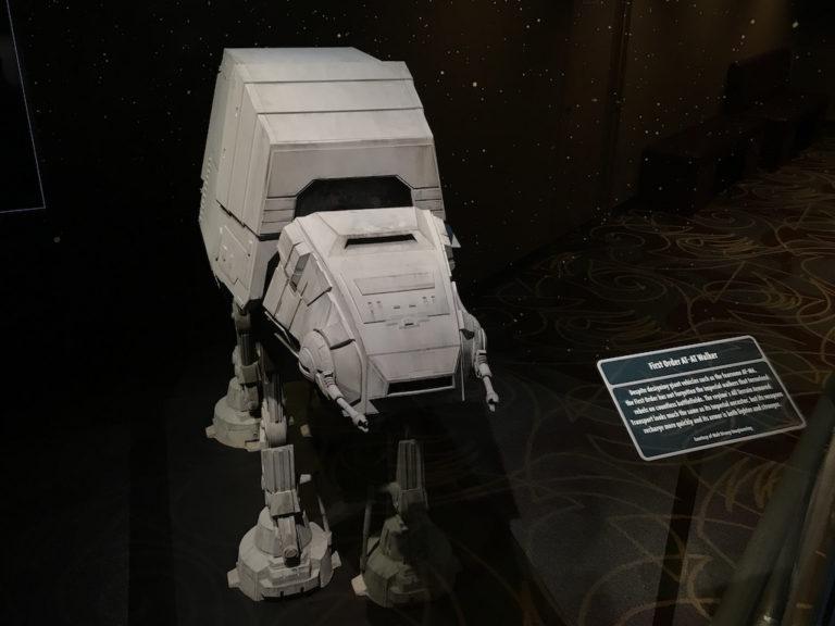 Galaxy's Edge Model