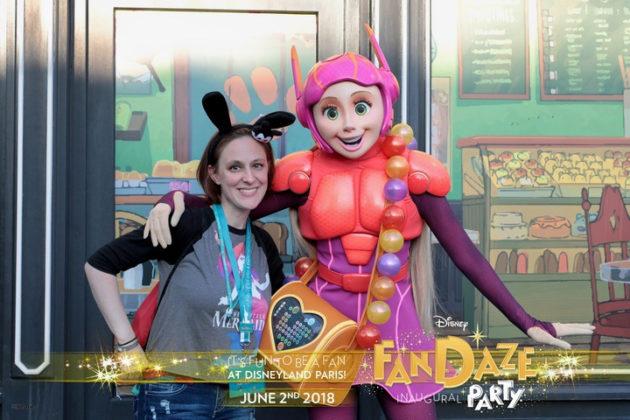 Disney FanDaze
