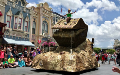 Magic Kingdom Celebrates the 65th Anniversary of 'Peter Pan'