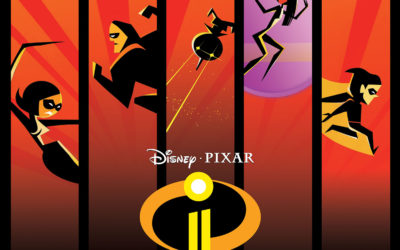 """Soundtrack Review: """"Incredibles 2"""""""