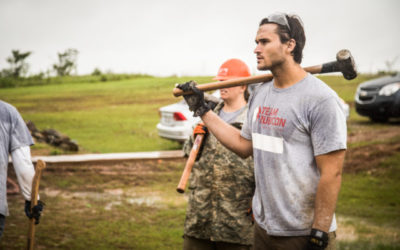 U.S. Marines Sgt. Jake Wood, Co-Founder and CEO of Team Rubicon, to Receive Pat Tillman Award for Service at 2018 ESPYS