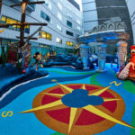 The Disney Reef Play Area Opens at London's Great Ormond Street Hospital