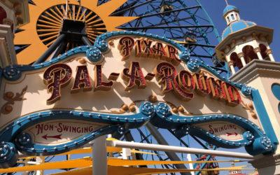 Pixar Pal-A-Round
