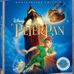 Blu-Ray Review: Peter Pan (Walt Disney Signature Collection)