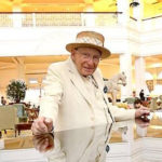 Richard Gerth, Grand Floridian Greeter, Passes Away at 92