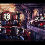 Disney Unveils New Image for Mickey & Minnie's Runaway Railway