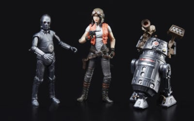 Hasbro Releasing Star Wars Doctor Aphra Set at San Diego Comic Con