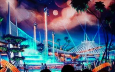 Disney Extinct Attractions: Tomorrowland 2055