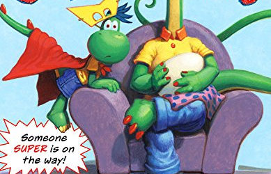 Children's Book Review: Super Saurus and the Egg