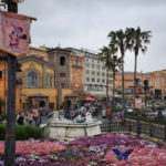 Celebrating Disney's Easter and 35th Anniversary at Tokyo DisneySea