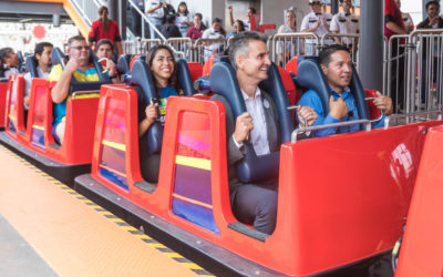 Cast Members Preview New Disney Parks Attractions Before the Public