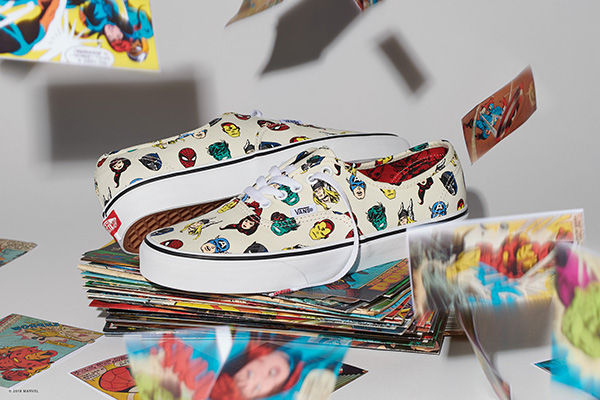 a530125409 New Vans x Marvel Collection to Launch On June 8th - LaughingPlace.com