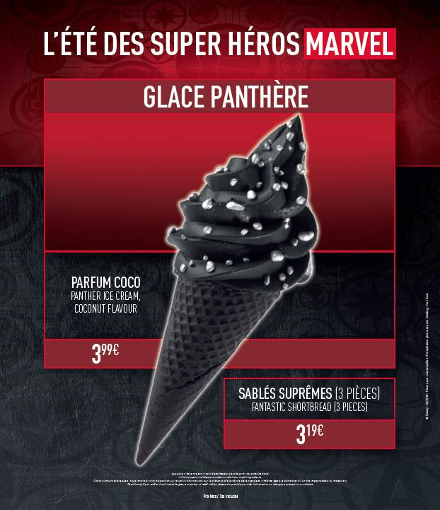 Disneyland Paris Marvel Themed Food Offerings For Summer