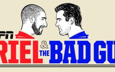 """""""Ariel & The Bad Guy"""" MMA Show Launches on ESPN+"""