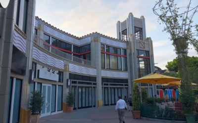 Disneyland Resort Construction Update — July 2018