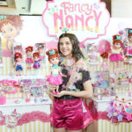 """Fancy Nancy"" Voice Actress Mia Sinclair Jeness Previews Show Toys in New York"