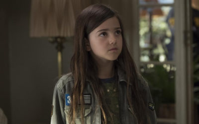 Interview with Ant-Man and the Wasp's Abby Ryder Fotson