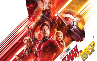 "Soundtrack Review: ""Ant-Man and the Wasp"""