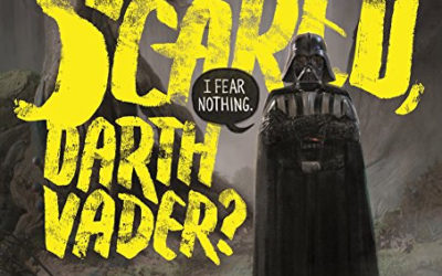 Children's Book Review - Star Wars: Are You Scared, Darth Vader?