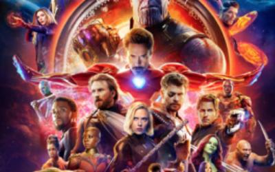 "Digital Review - ""Avengers: Infinity War"""