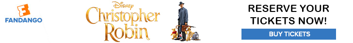 Christopher Robin tickets