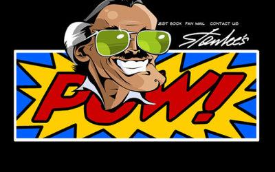 Stan Lee POW!