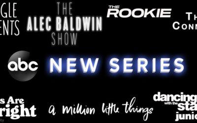 ABC Announces 2018-19 Premiere Dates