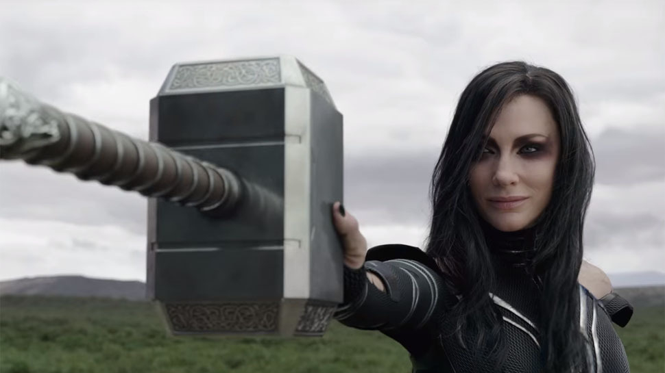 In Thor: Ragnarok, it's revealed that Hela is the Goddess of what?
