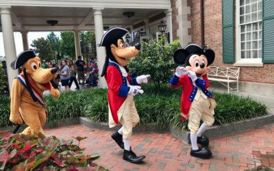 Walt Disney World Celebrates the Fourth of July 2018