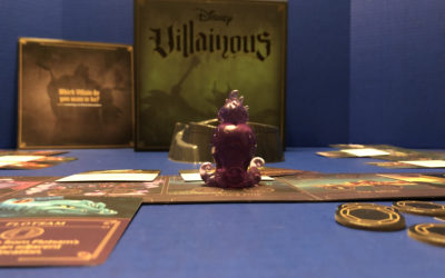 Board Game Review: Disney Villainous
