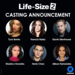 "Cast Announced as Production Begins on Freeform's ""Life Size 2"""