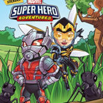 Children's Book Review – Marvel Super Hero Adventures: Meet Ant-Man and the Wasp (World of Reading Level 1)