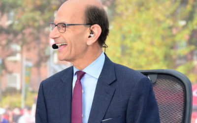 Paul Finebaum Reaches New Deal with ESPN