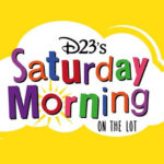 D23 to Host Saturday Morning On the Lot Event at Walt Disney Studios