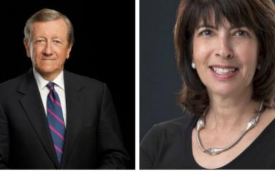Brian Ross and Rhonda Schwartz Exiting ABC News