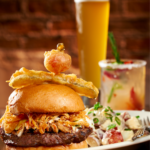 The Edison at Disney Springs Introduces Red White & BBQ Burger