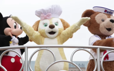 New Duffy Friend Cookie Makes Global Debut at Hong Kong Disneyland