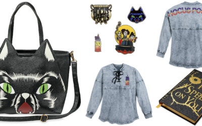 Hocus Pocus Merchandise Comes to shopDisney