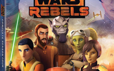 "Blu-Ray Review: ""Star Wars Rebels Season Four"""