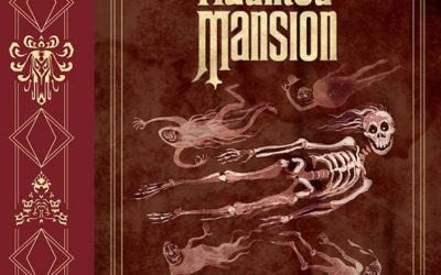 "Book Review - ""Tales from the Haunted Mansion Volume III: Grim Grinning Ghosts"""