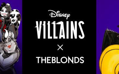 Disney X THE BLONDS
