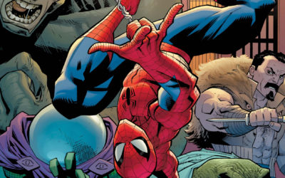 "Comic Review: ""The Amazing Spider-Man #1"