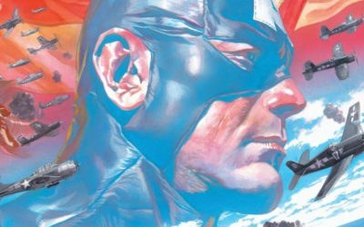 "Comic Review: ""Captain America #1"""